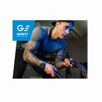 Garett 5903246287028 zegarek męski sportowy Męskie pasek