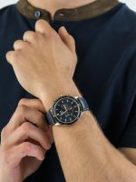 męski Zegarek sportowy Lorus Sportowe RT306HX9 pasek - duże 5