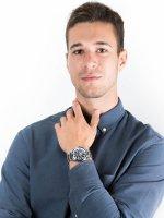 męski Zegarek sportowy Seiko Astron SSH045J1 bransoleta - duże 4