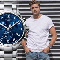 męski Zegarek sportowy Tissot Chrono XL T116.617.11.047.01 bransoleta - duże 8
