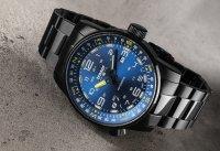 zegarek Traser TS-109523 automatyczny męski P68 Pathfinder Automatic P68 Pathfinder Automatic Blue