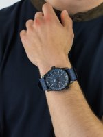 zegarek Traser TS-109034 P68 Pathfinder GMT Blue męski z kompas P68 Pathfinder GMT