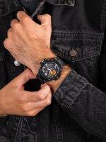 G-Shock GST-B100B-1A4ER męski smartwatch G-SHOCK G-STEEL pasek