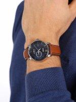 Zeppelin 8470-3 męski zegarek Atlantic pasek