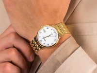 Adriatica A1243.1123QS zegarek elegancki Bransoleta