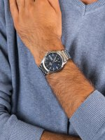 Orient FEM7J004D9 męski zegarek Contemporary bransoleta