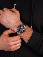 Edifice EFR-S567TR-2AER męski zegarek Edifice bransoleta