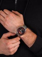 Edifice EFV-600D-4AVUEF męski zegarek EDIFICE Momentum bransoleta