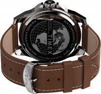 Timex TW2U42800 męski zegarek Essex Avenue pasek