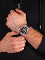 G-Shock DW-6900SK-1ER męski zegarek G-Shock pasek