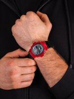 G-Shock AWG-M100SRB-4AER męski zegarek G-SHOCK Original pasek