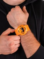 G-Shock GA-100RS-4AER męski zegarek G-SHOCK Original pasek