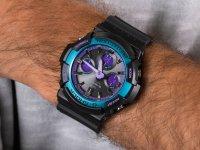 G-Shock GAW-100BL-1AER zegarek sportowy G-SHOCK Original