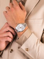 męskiZegarek  GENTS CLASSIC TIMELESS C4621-1 bransoleta - duże 5