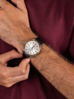 Adriatica A2804.2213A męski zegarek Automatic pasek