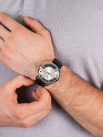 Adriatica A8270.5213A męski zegarek Automatic pasek