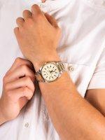 Adriatica A1105.2111QF męski zegarek Bransoleta bransoleta
