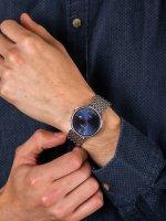 Adriatica A1270.5115Q męski zegarek Bransoleta bransoleta