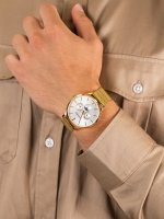 Adriatica A1274.1113QF męski zegarek Bransoleta bransoleta