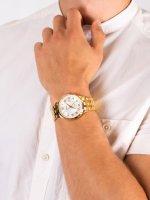 Adriatica A1278.1123Q męski zegarek Bransoleta bransoleta