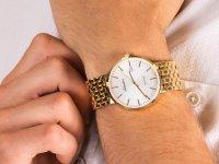 Adriatica A1281.1113Q zegarek elegancki Bransoleta