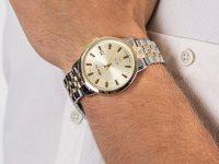 Adriatica A8164.2111Q zegarek klasyczny Bransoleta