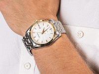 Adriatica A8202.2113QP Classic zegarek klasyczny Bransoleta