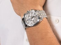 Adriatica A8202.5117CH Chronograph zegarek elegancki Bransoleta