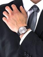 Adriatica A8241.R267Q męski zegarek Bransoleta pasek