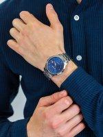 Adriatica A8276.5165A męski zegarek Automatic bransoleta