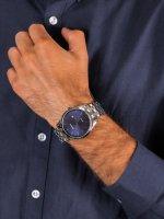 Adriatica A8303.5115Q męski zegarek Bransoleta bransoleta