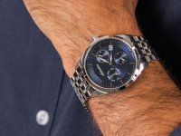 Adriatica A8309.5115QF Multifunction zegarek klasyczny Bransoleta