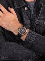 Adriatica A1094.K214QF męski zegarek Pasek pasek