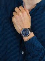 Adriatica A1194.5255QF męski zegarek Pasek pasek