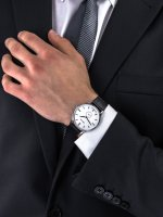 Adriatica A1230.5263QXL męski zegarek Pasek pasek