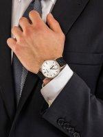 Adriatica A1230.R263QXL męski zegarek Pasek pasek
