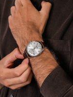 Adriatica A1964.5253MLE męski zegarek Pasek pasek