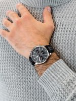 Adriatica A8185.5217QF męski zegarek Pasek pasek