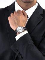 Adriatica A8242.9223Q męski zegarek Pasek pasek
