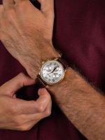 Adriatica A8256.1223QFXL męski zegarek Pasek pasek