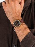 Adriatica A8258.121GQ męski zegarek Pasek pasek