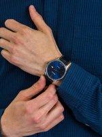 Adriatica A8271.5255A męski zegarek Automatic pasek