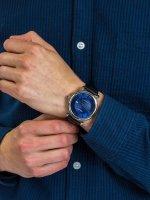 Adriatica A8272.5265A męski zegarek Automatic pasek