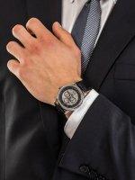 Adriatica A8274.5227QF męski zegarek Pasek pasek