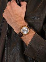 Aerowatch 41900-RO03 męski zegarek 1942 pasek