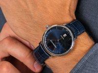 Aerowatch 67975-AA03 HERITAGE SLIM AUTOMATIC zegarek klasyczny Heritage Slim