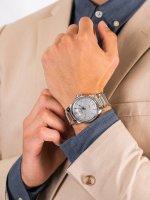 Atlantic 69555.41.21BP męski zegarek Seaday bransoleta