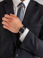 Atlantic 64351.41.61 męski zegarek Super De Luxe pasek