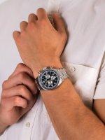 Aviator V.2.25.0.170.5 męski zegarek Airacobra bransoleta