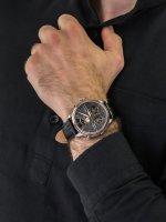 męskiZegarek Carl von Zeyten Durbach CVZ0060RGU pasek - duże 5